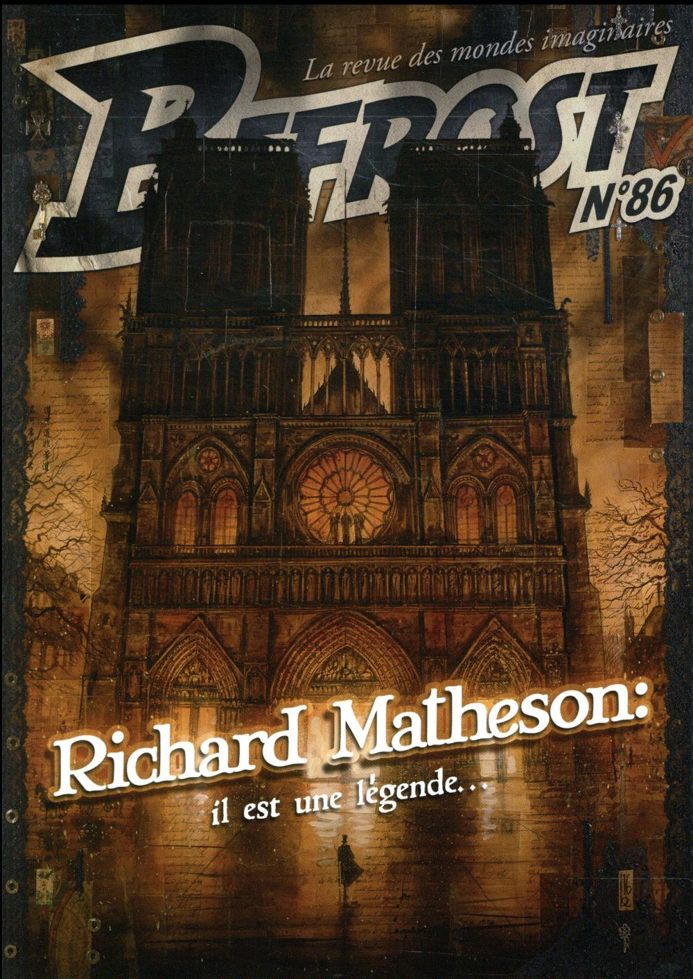Bifrost Richard Matheson